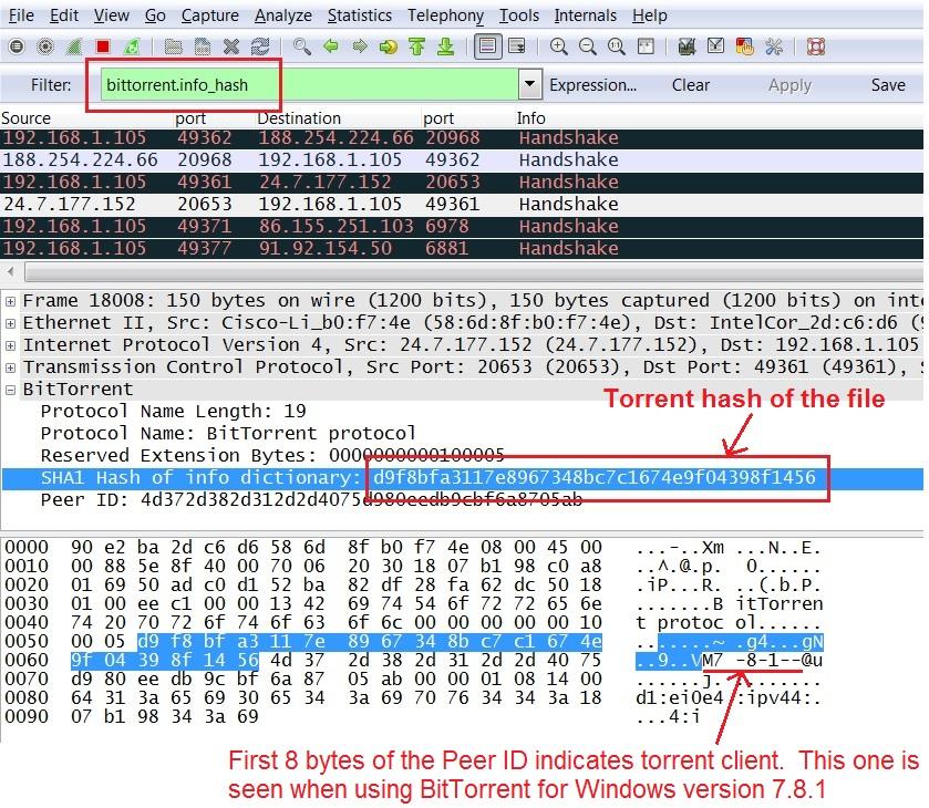 Malware-Traffic-Analysis net - A malware traffic analysis blog