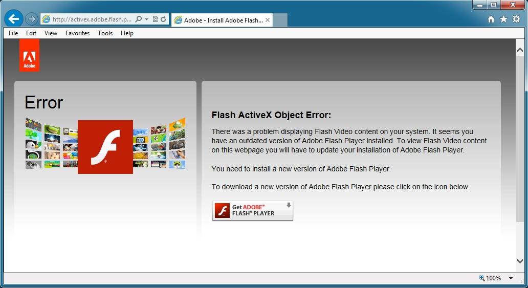 Adobe flash player 11 for windows xp sp3
