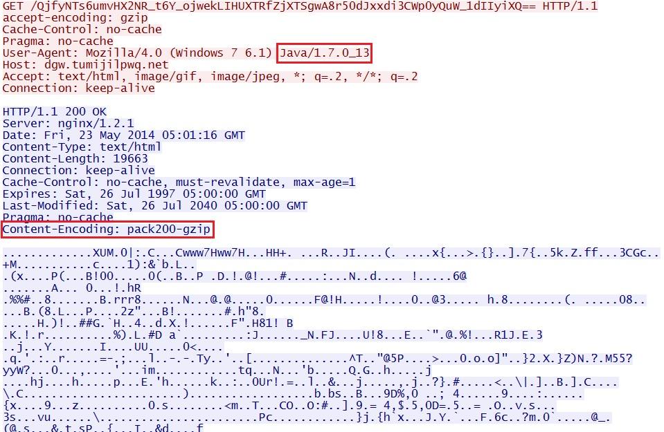 Malware-Traffic-Analysis net - 2014-05-23 - Angler EK