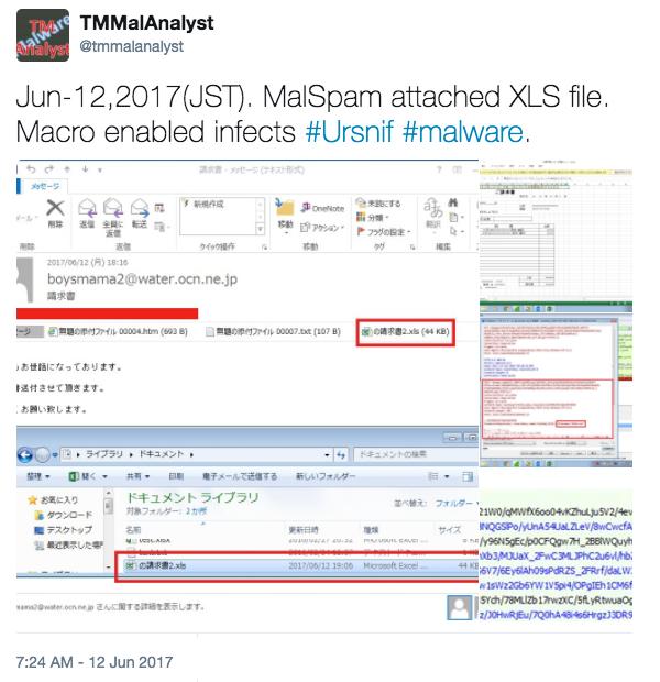 Malware-Traffic-Analysis net - 2017-06-12 - Japanese Ursnif